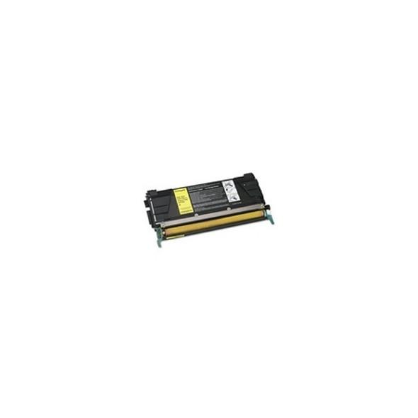 Compatible Lexmark C5222YS Yellow Toner Cartridge