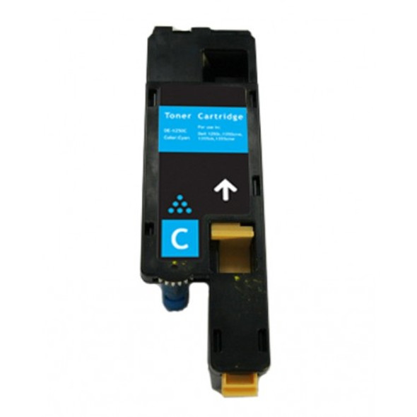 Compatible Dell 1250C Cyan Toner Cartridge 593-11021