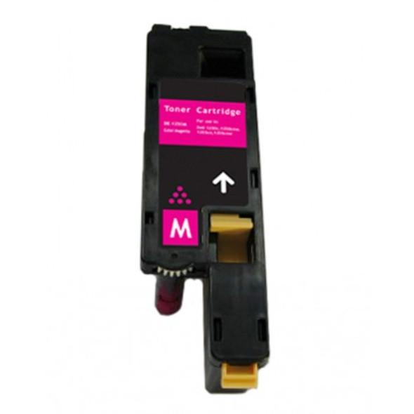 Compatible Dell 1250C Magenta Toner Cartridge 593-11018