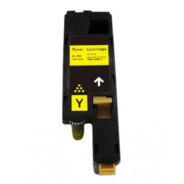 Compatible Dell 1250C Yellow Toner Cartridge 593-11019