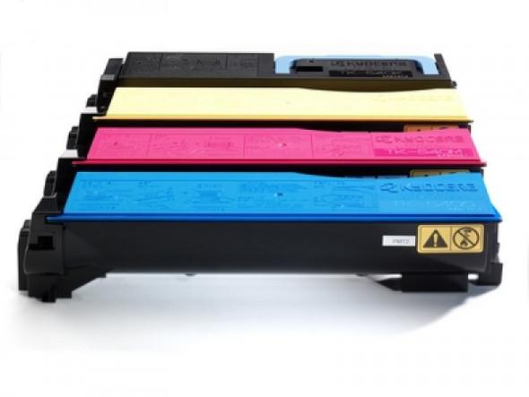 Compatible Kyocera TK-540 Toner Cartridge Multipack BCMY