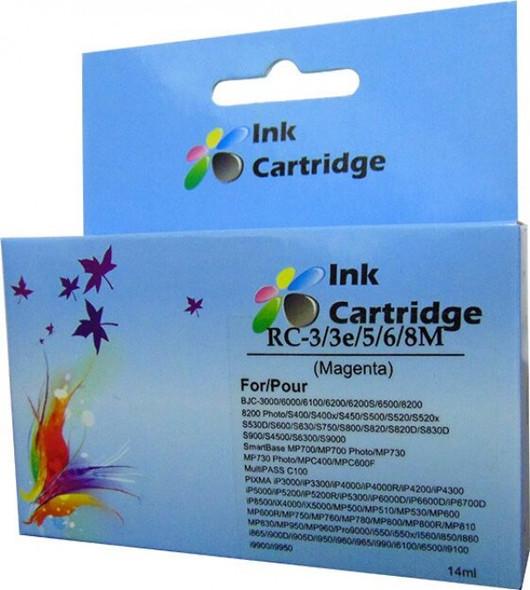 Compatible Canon BCI-6 Magenta Inkjet Cartridge