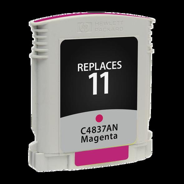Compatible HP 11 Magenta Inkjet Cartridge