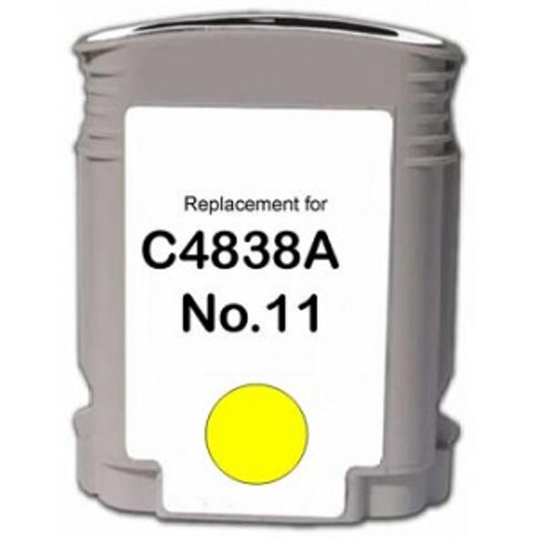 Compatible HP 11 Yellow Inkjet Cartridge