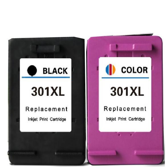 Compatible HP 301XL Black/Colour Inkjet Multipack