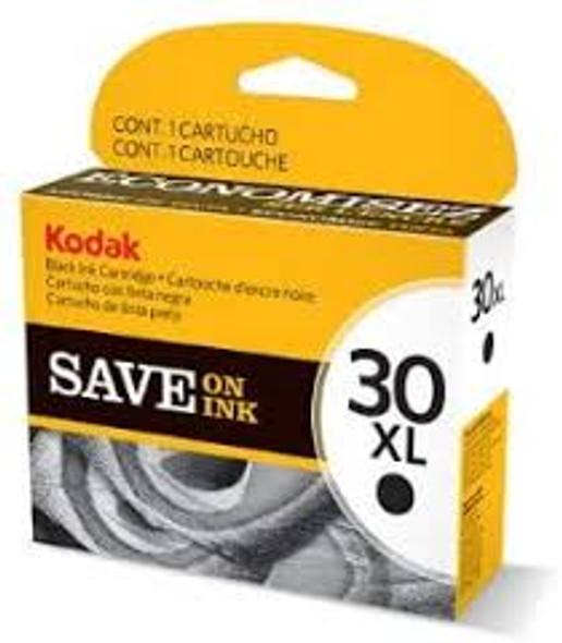 Genuine Kodak 30XL Black Inkjet Cartridge