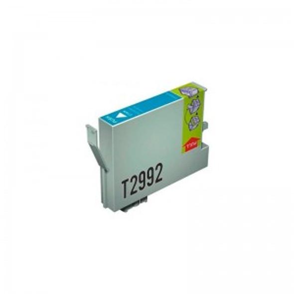 Compatible Epson 29XL (T2992) Cyan Inkjet Cartridge