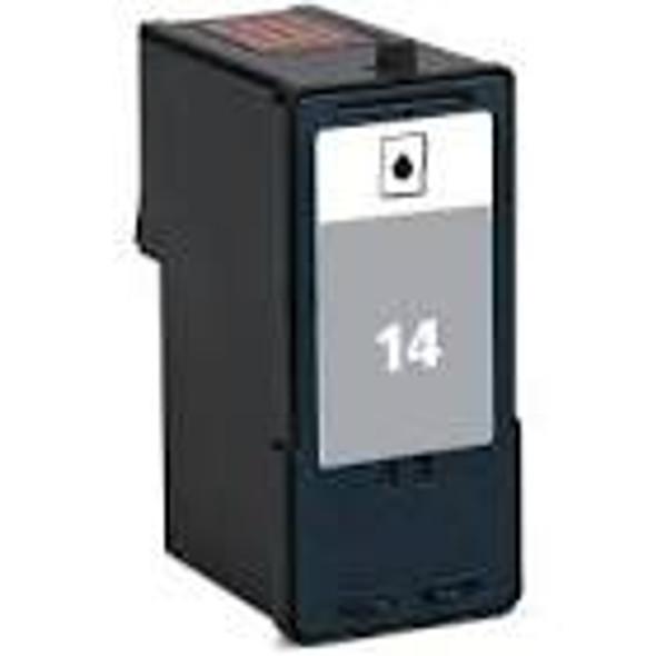 Compatible Lexmark 14 Black Inkjet Cartridge 18C2090E