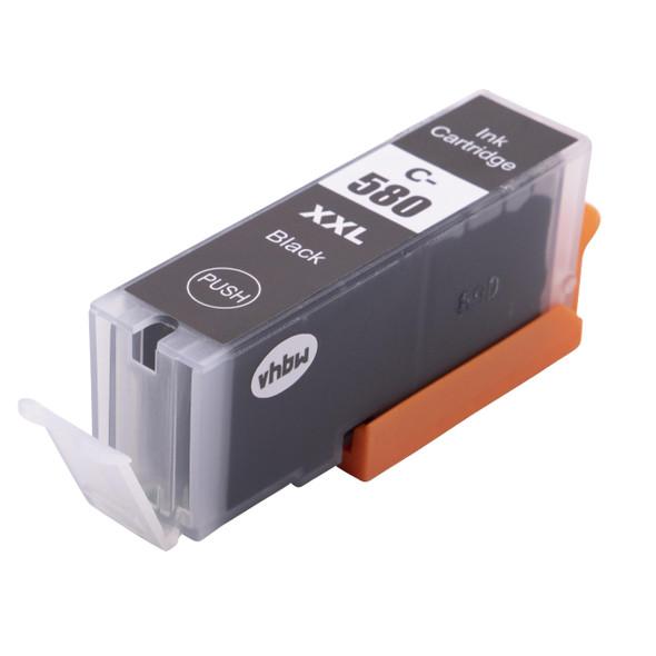 Compatible Canon PGI-580PGBKXXL Black Ink Cartridge