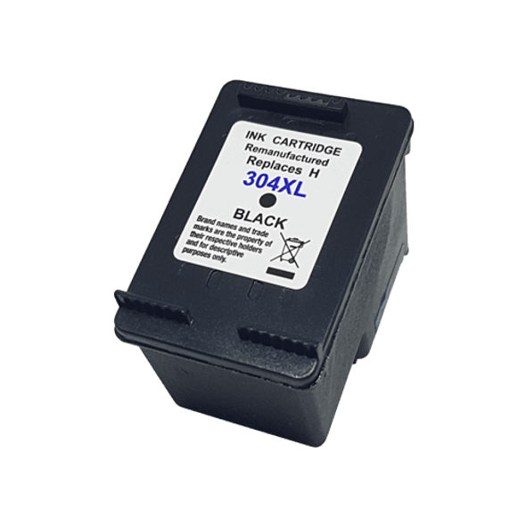 Compatible HP 304XL Black Ink Cartridge