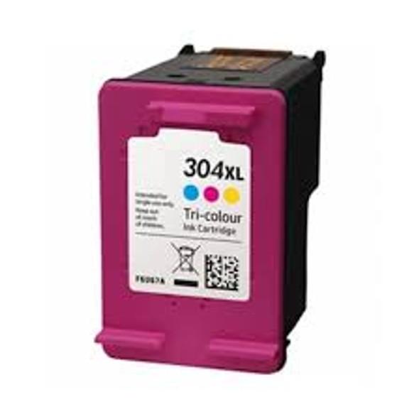 Compatible HP 304XL Colour Ink Cartridge