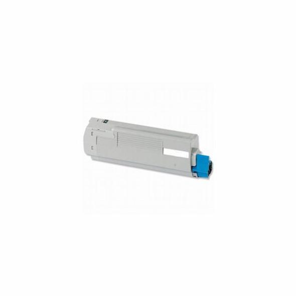 Compatible Oki 43865722 Magenta Toner Cartridge