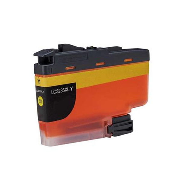 Compatible Brother LC3235 Yellow Inkjet Cartridge