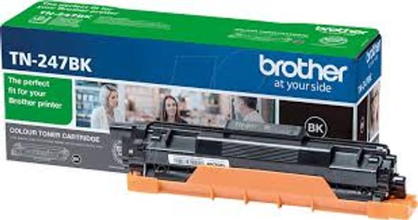Genuine Brother TN247 Black Toner Cartridge