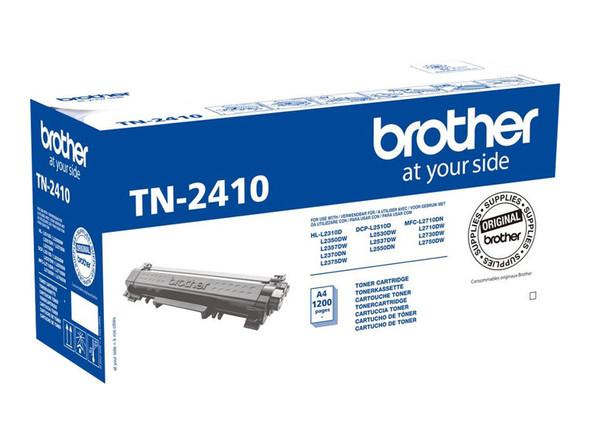 Genuine Brother TN2410 Black Toner Cartridge