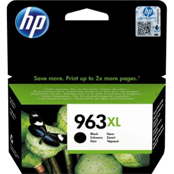 Genuine HP 3JA30AE NO 963XL Black Ink