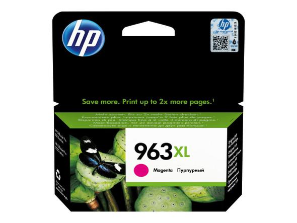 Genuine HP 3JA28AE NO 963XL Magenta Ink