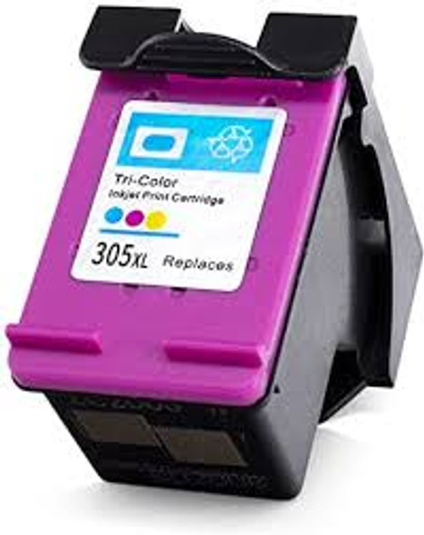 Compatible HP 305XL Colour Inkjet Cartridge 3YM62AE