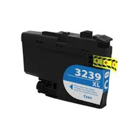 Compatible Brother LC3239 Cyan Inkjet Cartridge