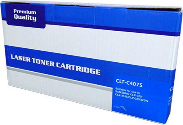 Compatible Samsung CLT-C4072S Cyan Toner Cartridge