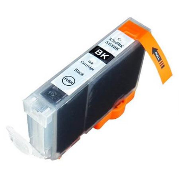 Compatible Canon BCI-6 Black Inkjet Cartridge