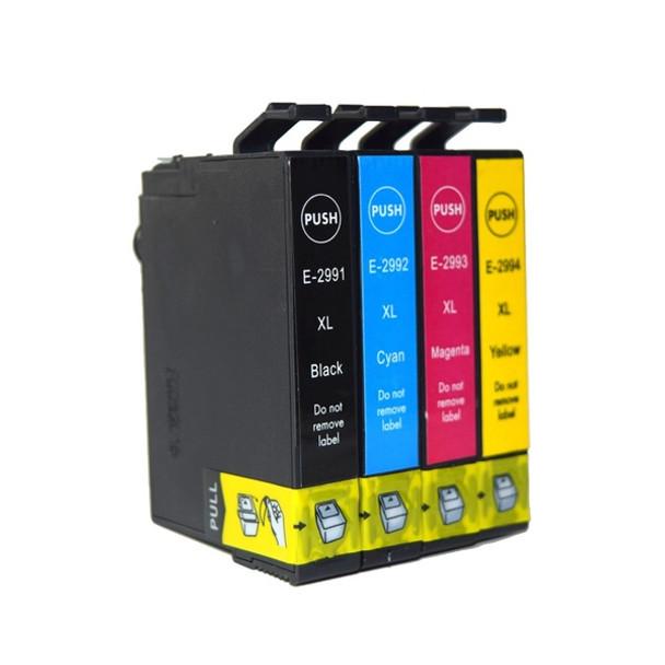 Compatible Epson 29XL (T2996) Inkjet Cartridge Multipack