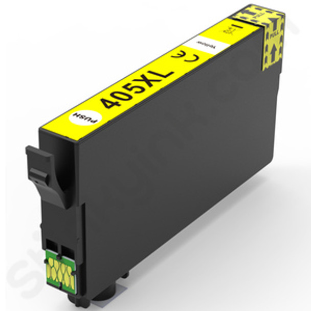 Compatible Epson 405XL Yellow Ink Cartridge