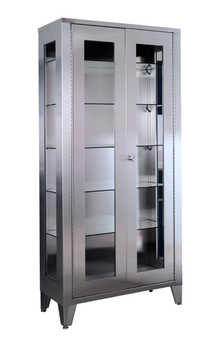 UMF SS7840 Stainless Steel Storage Cabinet