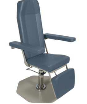 UMF 8675 Phlebotomy Chair with Foot Operated Pump