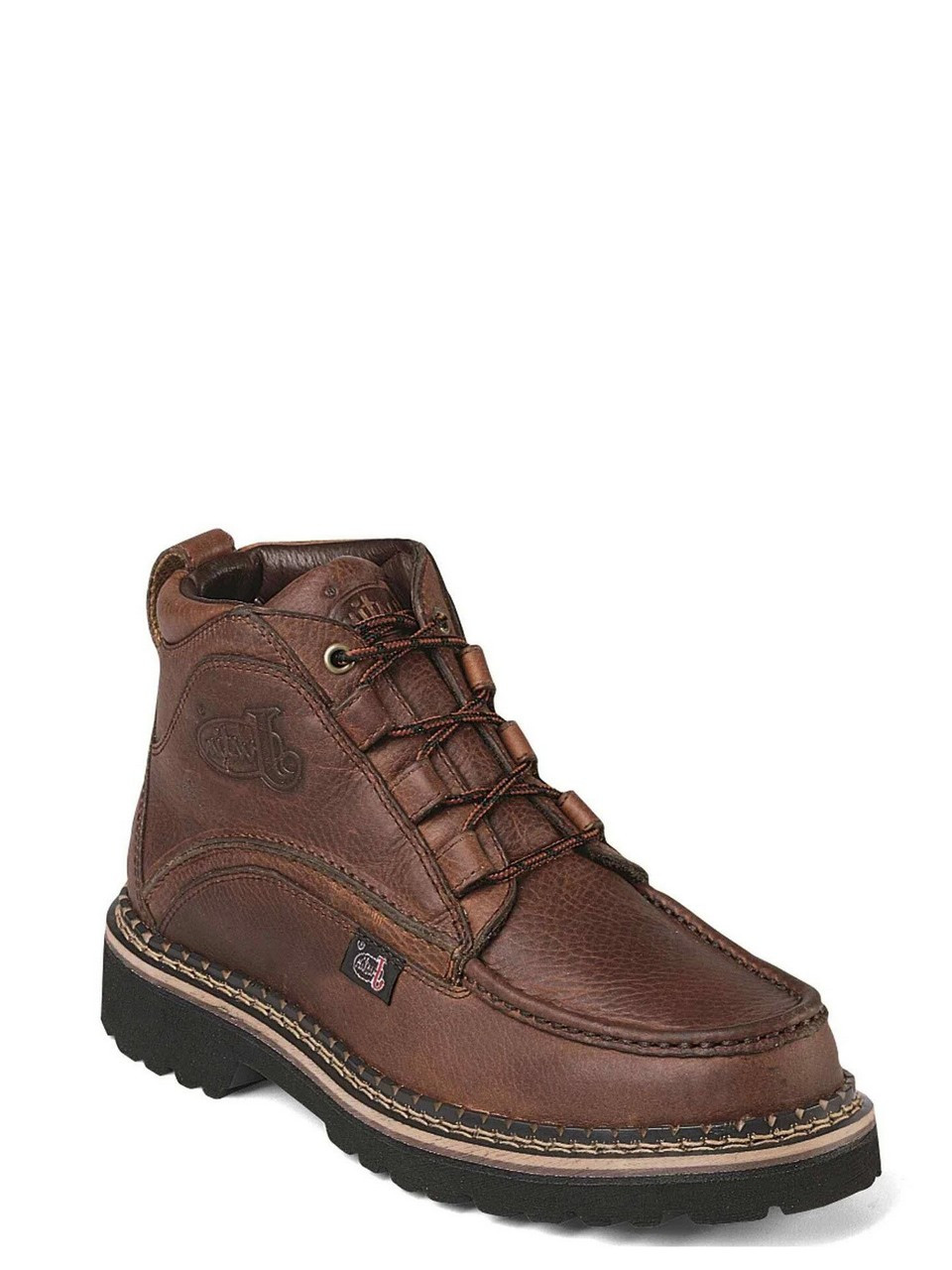 Justin® Men's Rustic Cowhide Chukka Boot
