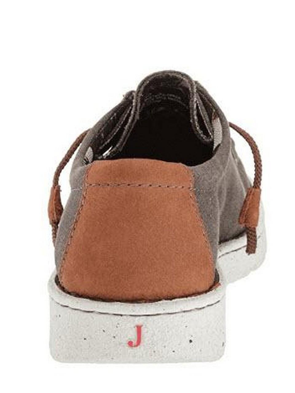 Justin® Men's Honcho Ash Grey Casual Shoes