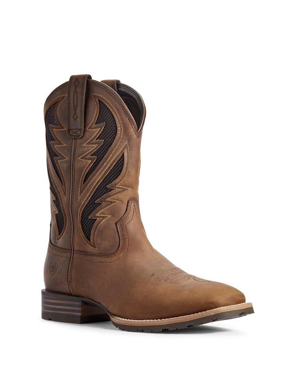 Ariat Mens Boot Vent Clay