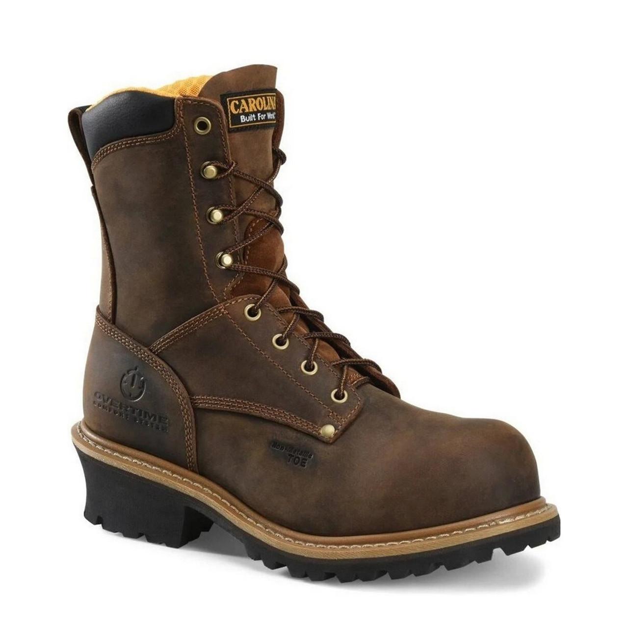 Men's Composite Toe Lineman/Logger Boots