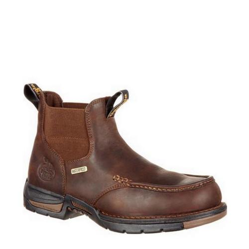 Men's Athens Chelsea Waterproof Work Boots