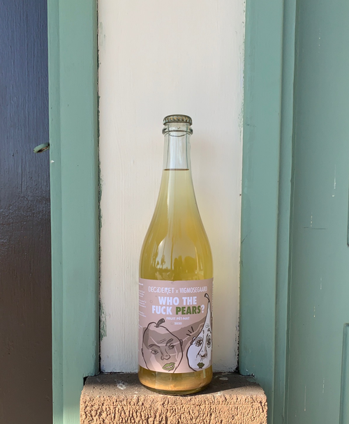 2020 Decideret 'Who the Fuck Pears?' Cider