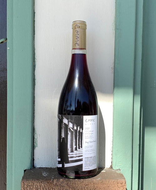 2020 Emme Wines 'they/them/theirs'  Zinfandel/Carignan