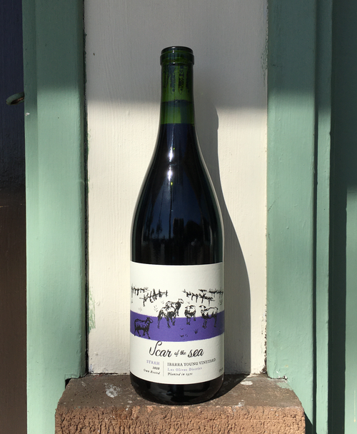 2020 Scar of the Sea 'Old Vine' Ibarra Young Syrah