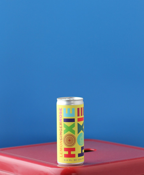 Hoxie Single Can Lemon Ginger Rosé
