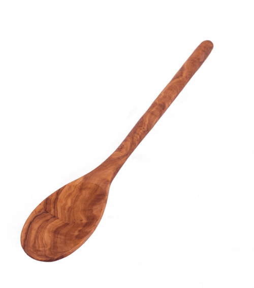 "12"" Olive Wood Cooking Spoon"