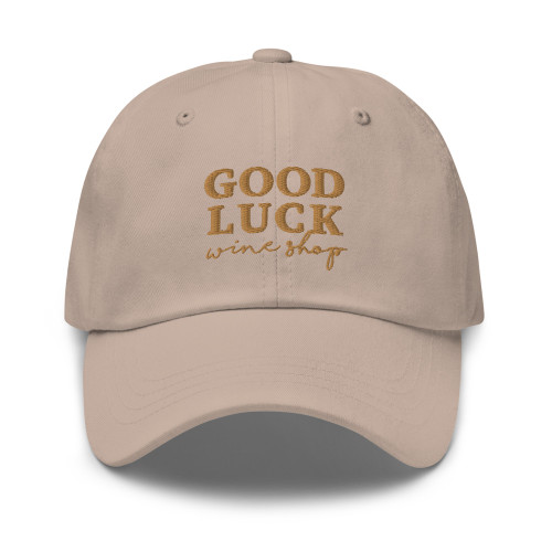 Good Luck Dad Hat