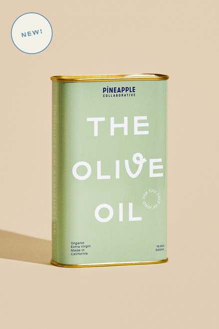 Pineapple Collaborative The Olive Oil