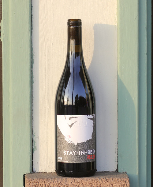 2019 J Brix 'Stay-In-Bed Red'