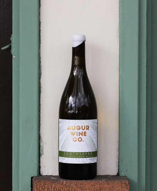 2019 Augur Wine Co. 'Soothsayer' Sauvignon Blanc