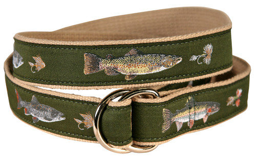 Freshwater Fish & Flies D-Ring Product Image