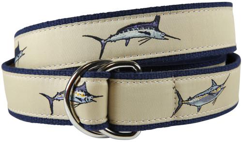 Billfish D-ring Belt