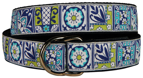 Damariscotta Pottery Tiles D-Ring Product Image