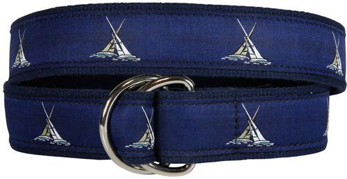 Match Race sailboat D-ring Belt