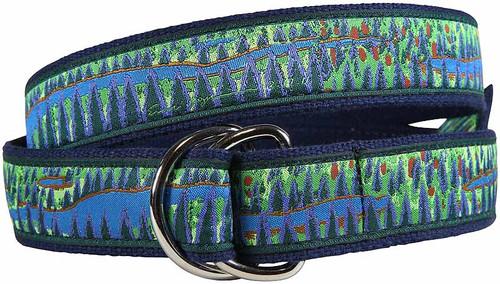 Eric Hopkins North Woods D-ring Belt