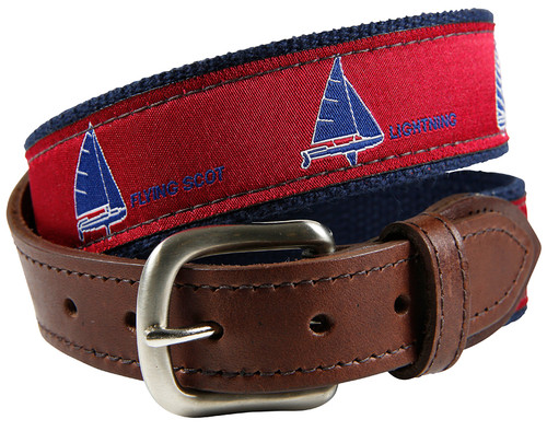 Youth Sailboat Belt