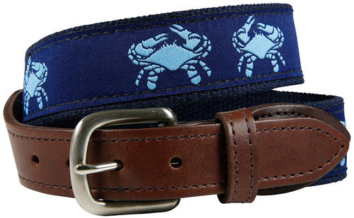 Youth Blue Crab Belt